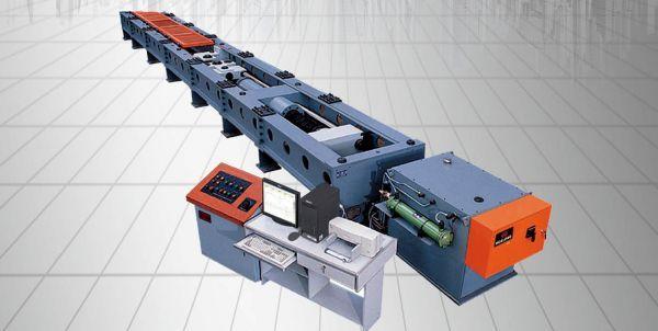 WAL系列钢丝绳卧式拉伸试验机