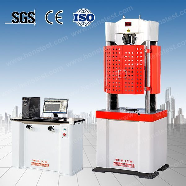 WAW-300/300KN微机控制电液伺服万能试验机