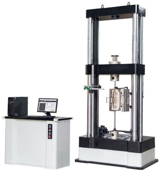 合成树脂浸渍石墨管高低温拉力试验机