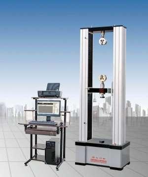 建筑钢材屈服强度试验机